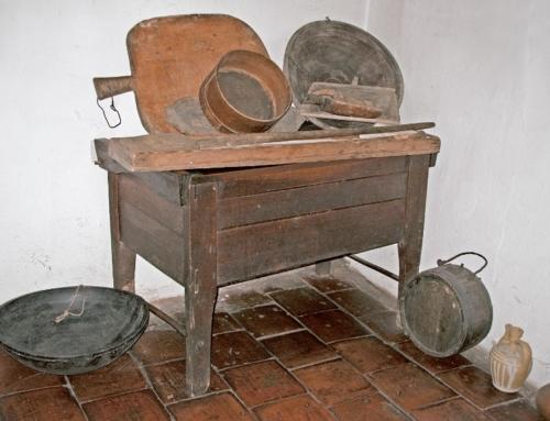 Predmet za izradu hleba
